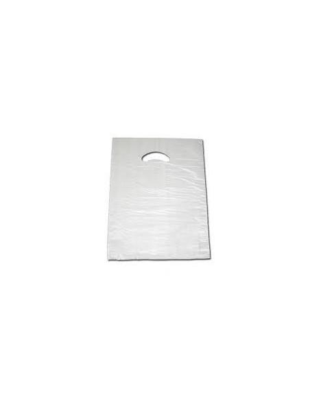 Bolsa Asa Troquelada Blanca Standard 40 x 60