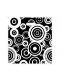 Bolsa Asa Troquel Impresa en Color Negro de 30 x 40 cms