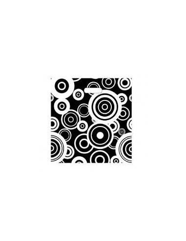 Bolsa Asa Troquel Impresa en Color Negro de 40 x 50 cms