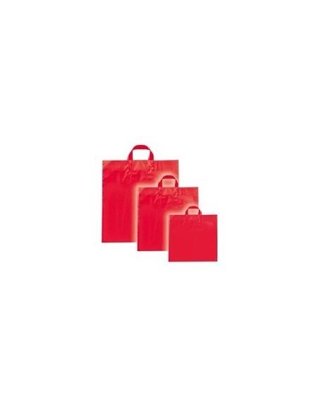 Bolsa Asa Lazo Color Rojo Standard 50x55+5 cms