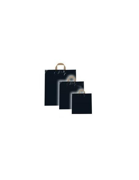 Bolsa Asa Lazo Color Negro Standard 40x45+5 cms
