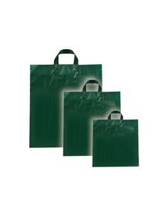 Bolsa Asa Lazo Color Verde Standard 32x32+5 cms