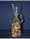 Bolsa de Polipropileno de 10 x 18 cm con Cartón en la Base