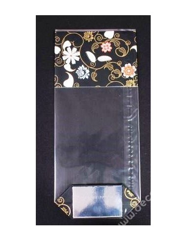 Bolsa Impresion Flamenco 10 x 22 Cms