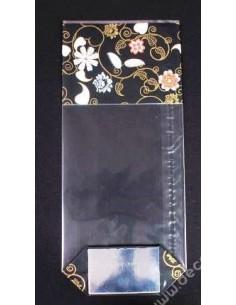 Bolsa de Polipropileno de 10 x 22 cm con Cartón en la Base