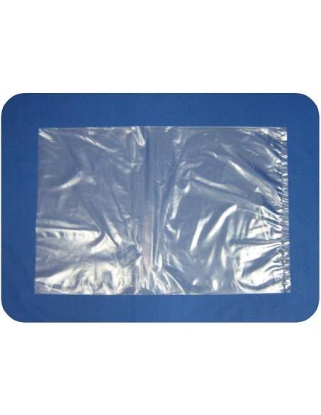 Bolsa de plástico transparente de 7 x 10 cm