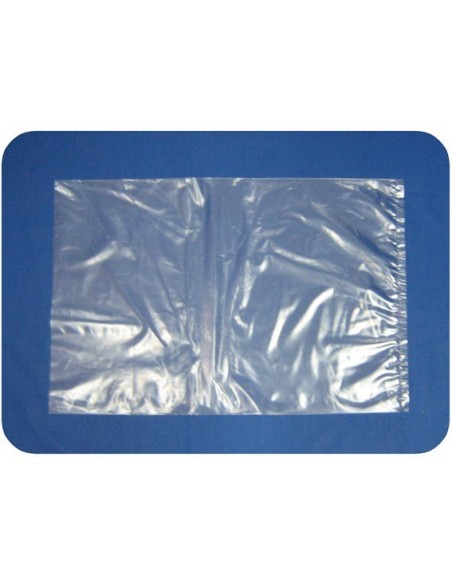 Bolsa de Plastico Transparente 15 x 20 cm