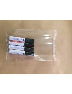 Bolsa de polipropileno con Solapa Adhesiva 16 x 22 cm