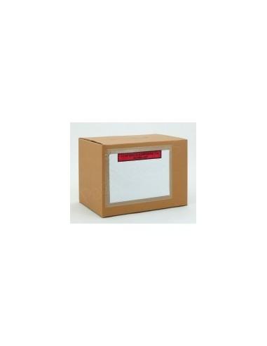 Bolsa Contiene Documentación-Packing List de 16,5 x 12,2 Cms