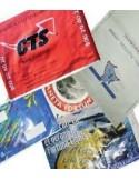 Bolsa para Envíos de 40 x 50 + 5 Solapa, Personalizada