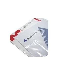 Bolsa para Envíos de 25 x 30 + 5 Solapa, Personalizada