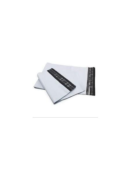 Bolsa para Mensajería de 16,5 x 22 + 4 Solapa Adhesiva